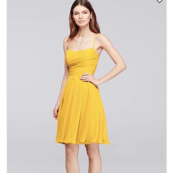 Sunbeam Chiffon Dresses